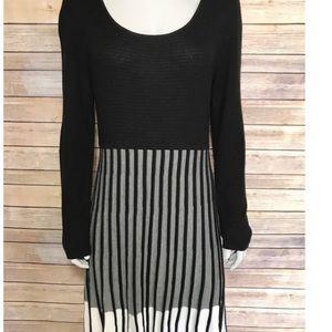 Calvin Klein Ombré Dress Medium